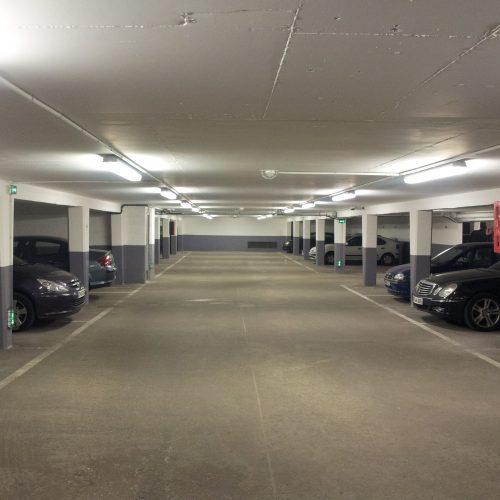Gennevilliers parking souterrain2